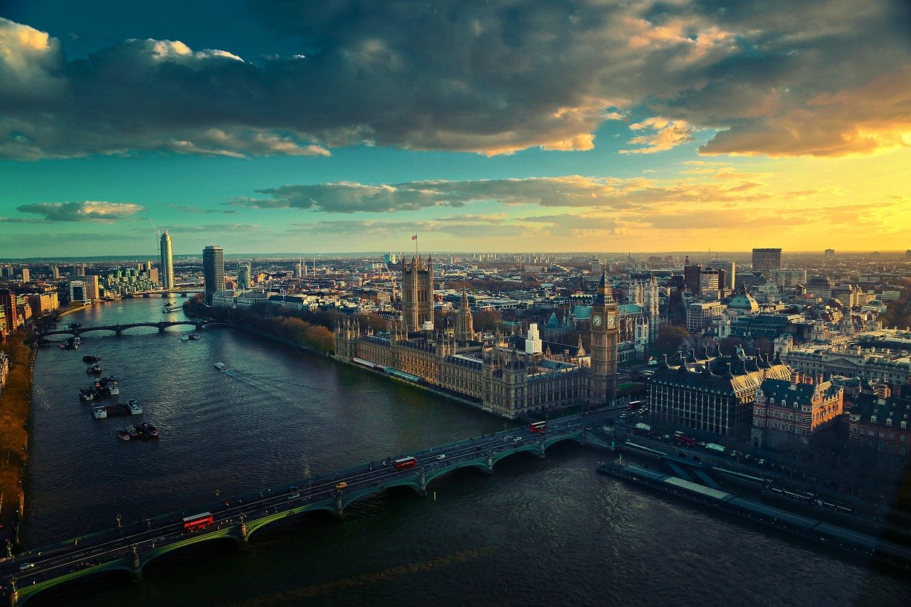 V říjnu z Brna do Londýna a zpět za tisíc korun