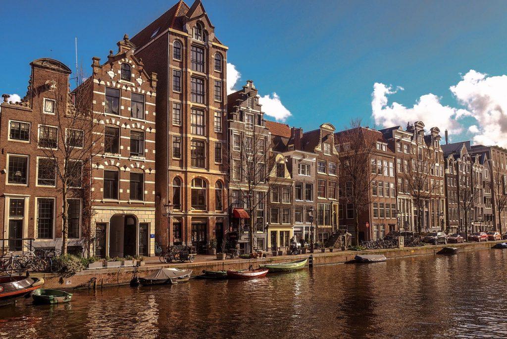 Udělejte si pěkný výlet do nizozemského hlavního města