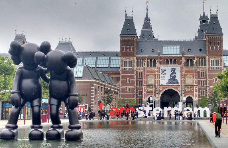 Udělejte si pěkný výlet do Amsterdamu